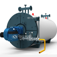 YQW series gas-fired thermal fluid heater